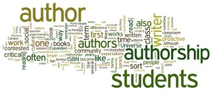 Wordle generated this image from my personal blog.
