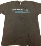 2011 Computers and Writing T-shirt